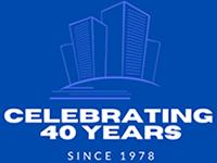 Celebrating 40 Years Blue