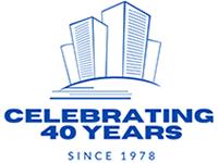 Celebrating 40 Years White