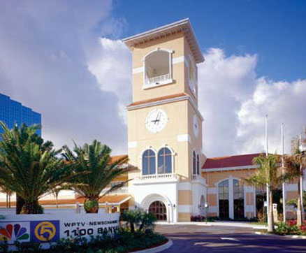 Catalfumo Center With Clock Tower About