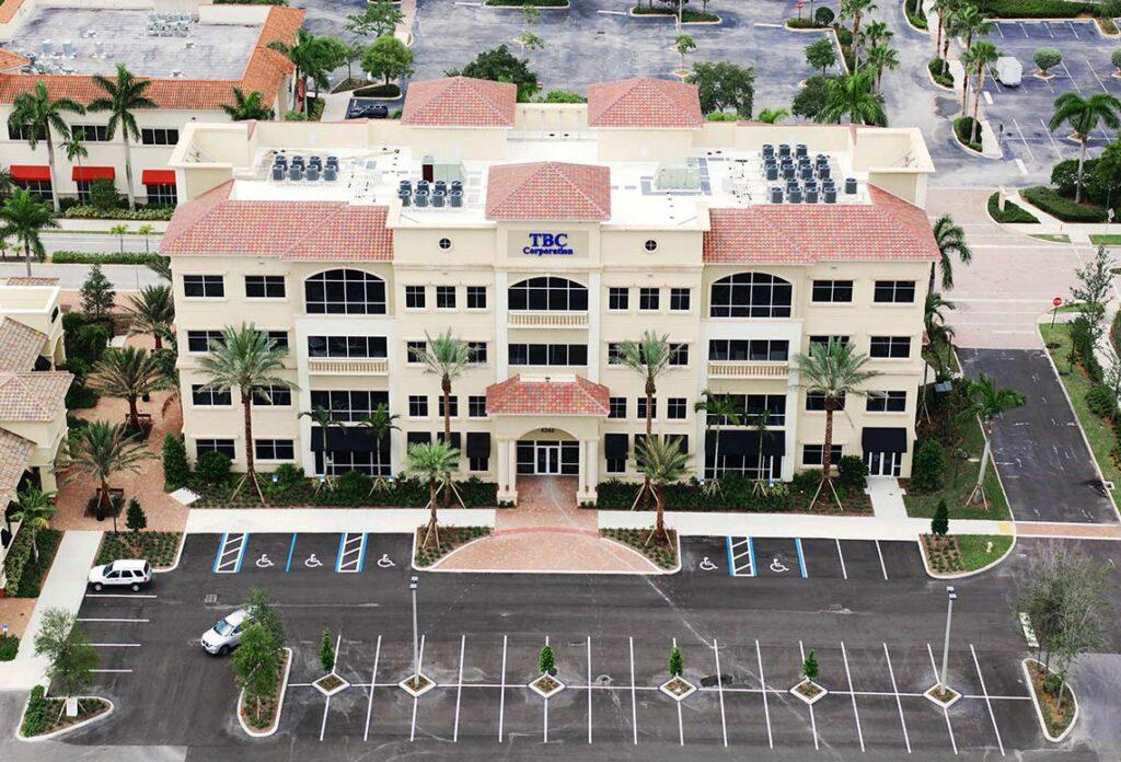 TBC Corporation New Headquarters Building