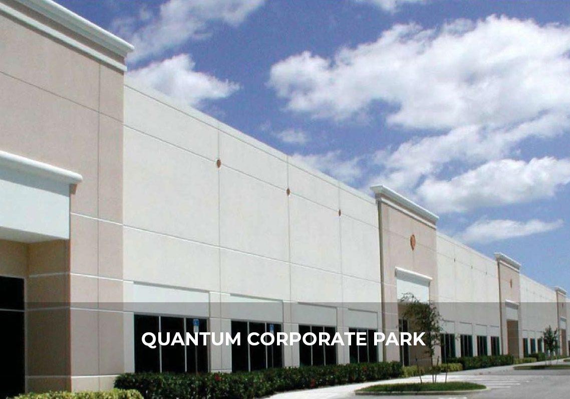 Quantum Corporate Park Hero